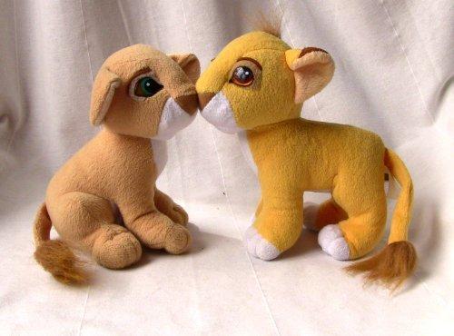 Disney Lion King Sweetheart Simba & Nala 8