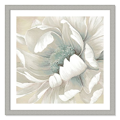 Casa Fine Arts Winter Blooms II Floral Archival Print