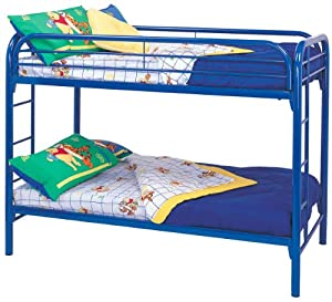 Coaster Home Furnishings Contemporary Bunk Bed
