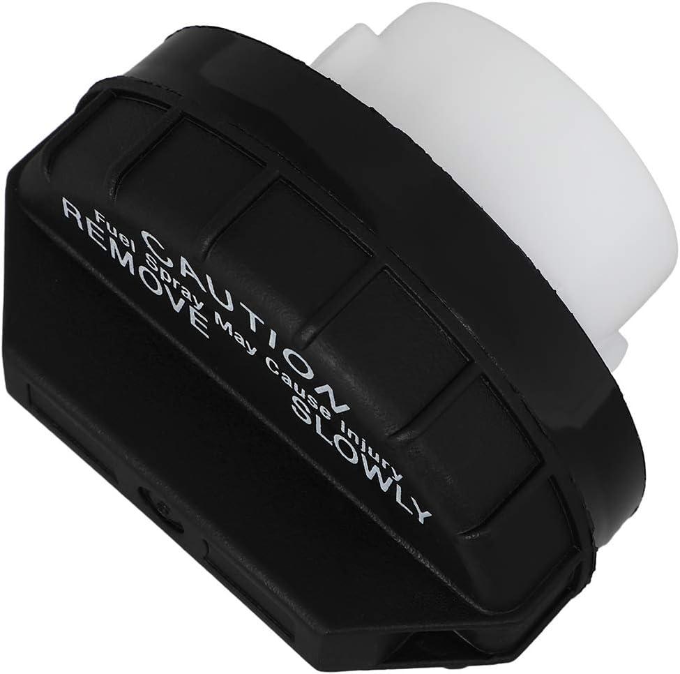 ANGLEWIDE Fuel Filler Door Locking Gas Tank Cap Cover For Chevrolet Colorado 3.5L 2004-2006,For Chevrolet Colorado 3.7L 2007-12,For Chevrolet Corvette 6.2L 2008 Fuel Tank Cover Door Gas Filler Cap