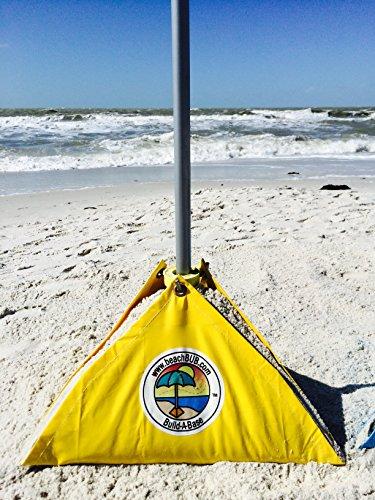 Vinyl Beach Umbrella - 5