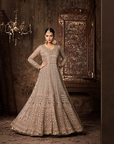 2647 Pakistani Cerimonia Lungo Bollywood Anarkal Donna Festiv Indiano Kameez Nuovo Designer Festival Eid Tradizionale Suit Collezione Etnico Salwar Musulmani Partywear Bridal Trendy BSx1qpOw6