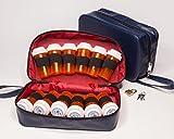 SafeTote Rx Large Portable Medication Lock Bag (12 Bottle)