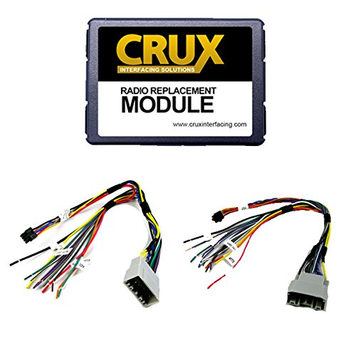 Harness Bluetooth - CRUX SOOCR-26 Radio Replacement Interface for Select Chrysler/Dodge/Jeep Vehicles