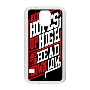 Rock Band ADTR A Day To Remember Samsung Galaxy S5 Cell Phone Case White 8You068007
