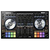 Reloop Mixon 4 High Performance 4-Channel Hybrid DJ Controller for SeratoDJ and Algoriddim Djay Pro