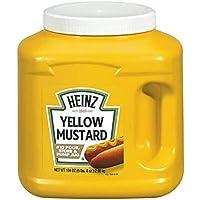 6-Pack Heinz Mustard, Kosher, 104 oz. Jug