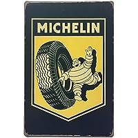MARQUISE & LOREAN Placas Decorativas Pared Michellin Decoración