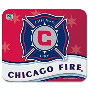Chicago Fire Mouse Pad by icecream design