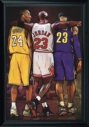 Top 10 best lebron james lakers poster: Which is the best one in 2020?