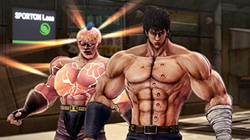 51 F5pGcX5L - Fist of The North Star: Lost Paradise - PlayStation 4