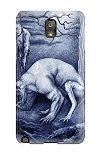 Humanoid Monster Durable Galaxy Note 3 Tpu Flexible Soft Case 7596929K56032927