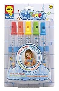 ALEX Toys Rub a Dub Water Flutes