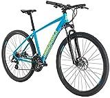 Diamondback Bicycles Trace Dual Sport Bike, Blue