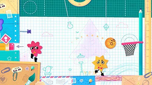 اسعار Snipperclips Plus: Cut it out, Together! - Nintendo Switch