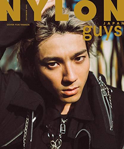NYLON JAPAN 2020年12月号 画像 B