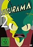 Futurama Season 2 [4 DVDs]