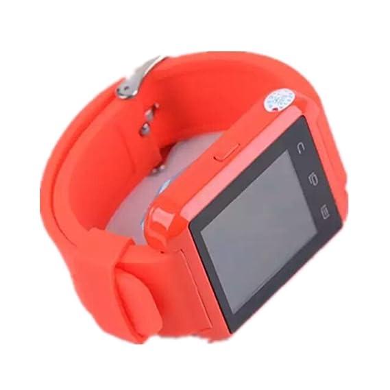 Colofan SmartWatch U8 de lujo Bluetooth inteligente del reloj del reloj del tel?¡ì