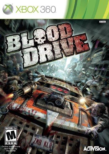 Blood Drive - Xbox 360 - Max Orgy
