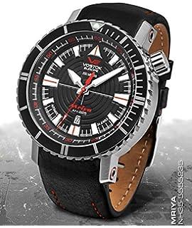 Vostok-Europe - Mriya Automatic - Black/Red/White - NH35-5555235