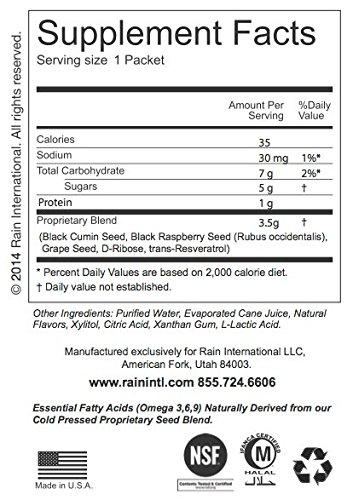 Rain Soul 2 fl oz per Soul Organic Antioxidants Supplement 2 Packs Discount