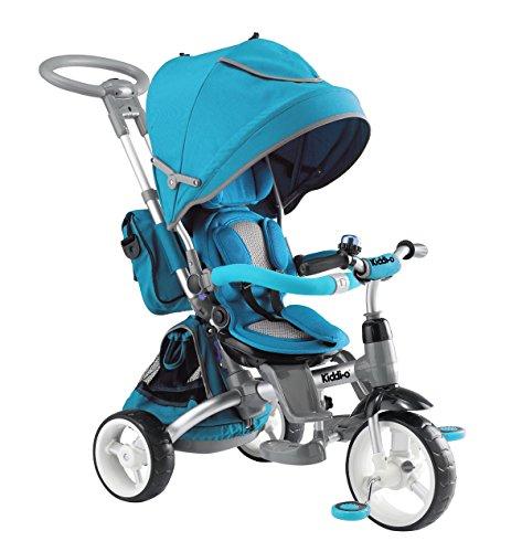 Kettler Steel Tricycle (Kettler Children's Multi-Trike, Turquoise, 33