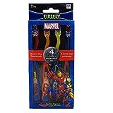 Marvel Heroes Toothbrush 4 Pack, 1.0 Count