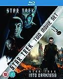 Star Trek and Star Trek Into Darkness [Blu-ray]