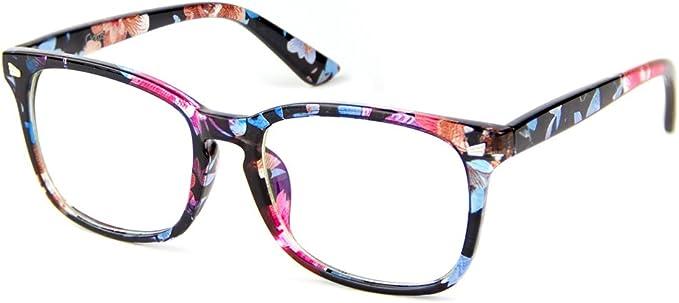 Unisex Cyxus Occhiali luce blu bloccanti per il blocco della cefalea UV Anti Eyestrain uomini//donne Occhiali retr/ò