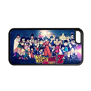 Design With Dragon Ball Durable Soft Creative Back Phone Covers For Guys For Apple 5C Iphone Choose Design 5