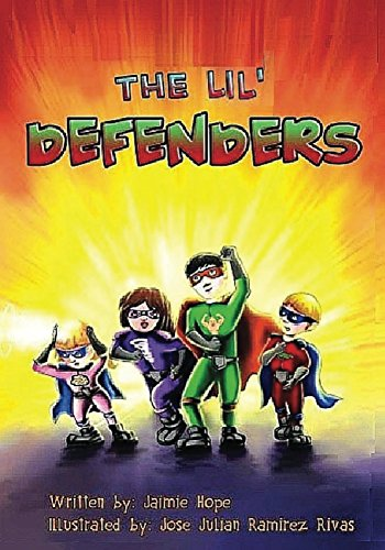 The Lil' Defenders by [Hope, Jaimie]