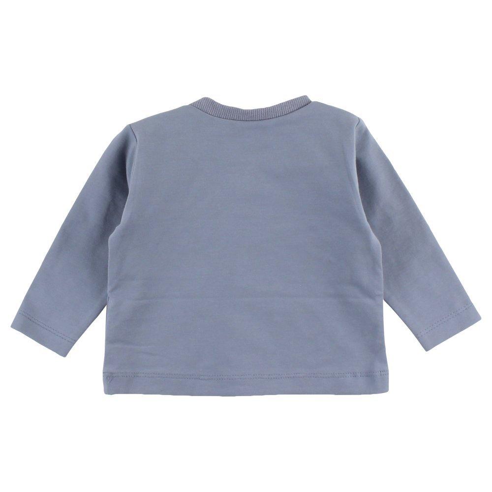 Fixoni Baby-Jungen Langarm Shirt Langarmshirts