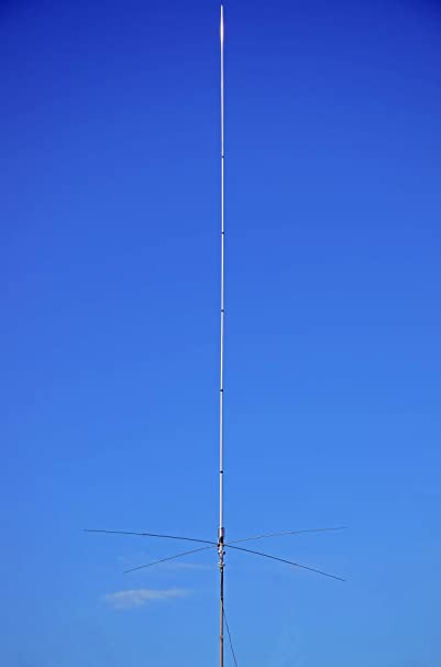 Sirio New Tornado 27 27-30 MHz - Antena de Base con Cable Coaxial de 127 cm