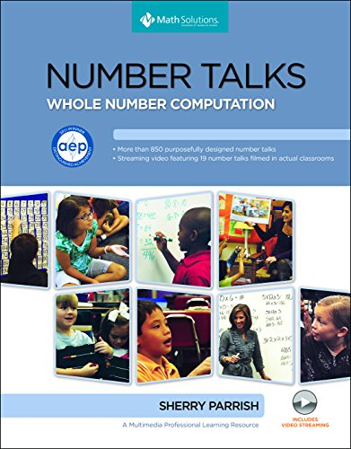 1935099655 - Number Talks: Whole Number Computation, Grades K-5