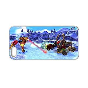 Generic Printing With Skylanders 2 Protection Back Phone Case For Girls For Iphone 5 Gen 5S Choose Design 1