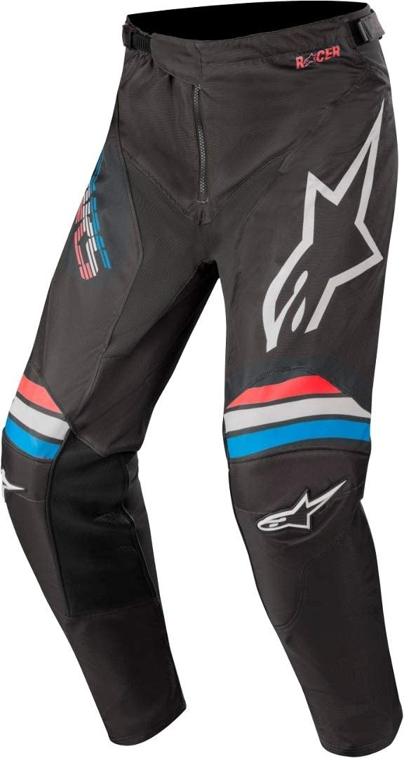 Alpinestars Racer Braap MX Pants 34 inch Black Light Gray