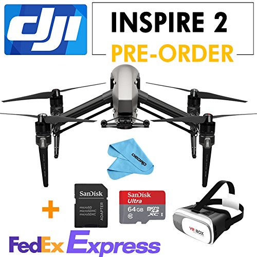 DJI-INSPIRE-2-Drone-Quadcopter2-axis-FPV-camera67mph108kph-max-speedDJI-Sponsored-retail-shop
