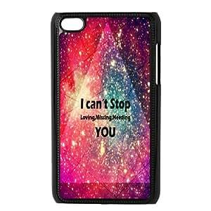 DIY Stylish Printing Starry Sky Custom Case For Ipod Touch 4 Q3B943510