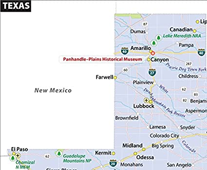 Map Of Texas Meme.Amazon Com Texas Map 36 W X 29 48 H Office Products