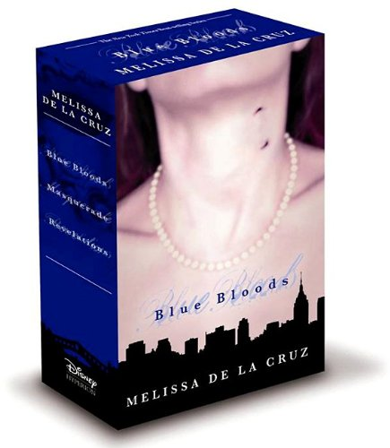 Blue Bloods 3-Book Boxed Set (Blood Set)