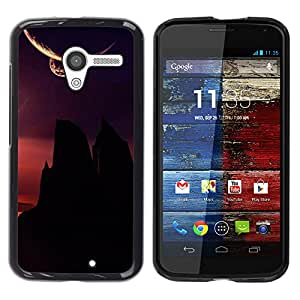 Stuss Case / Funda Carcasa protectora - The Planetary Bodies - Motorola Moto X 1 1st GEN I