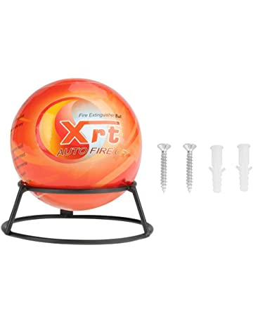 Fire Extinguisher Ball extinguidor Extintor automatico Bola de Fuego automático Sensor de posición Fija o Poner