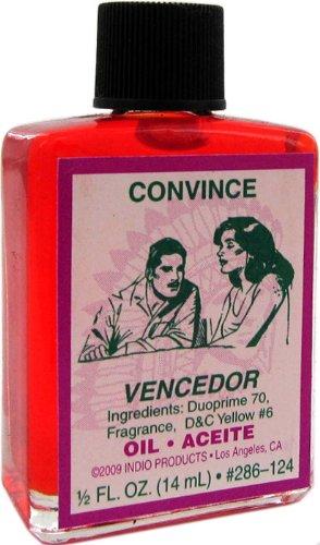 Indio Products Convince Oil 1/2 fl. oz.
