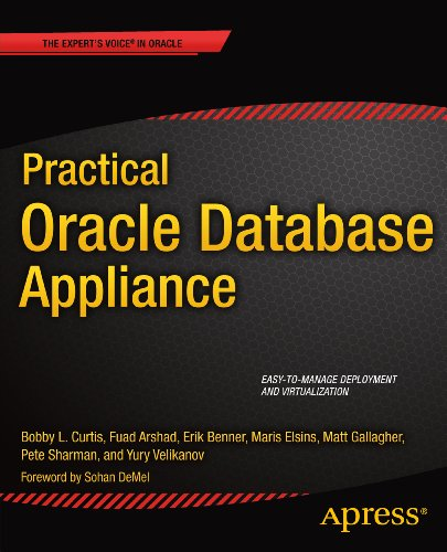 Download Practical Oracle Database Appliance Pdf