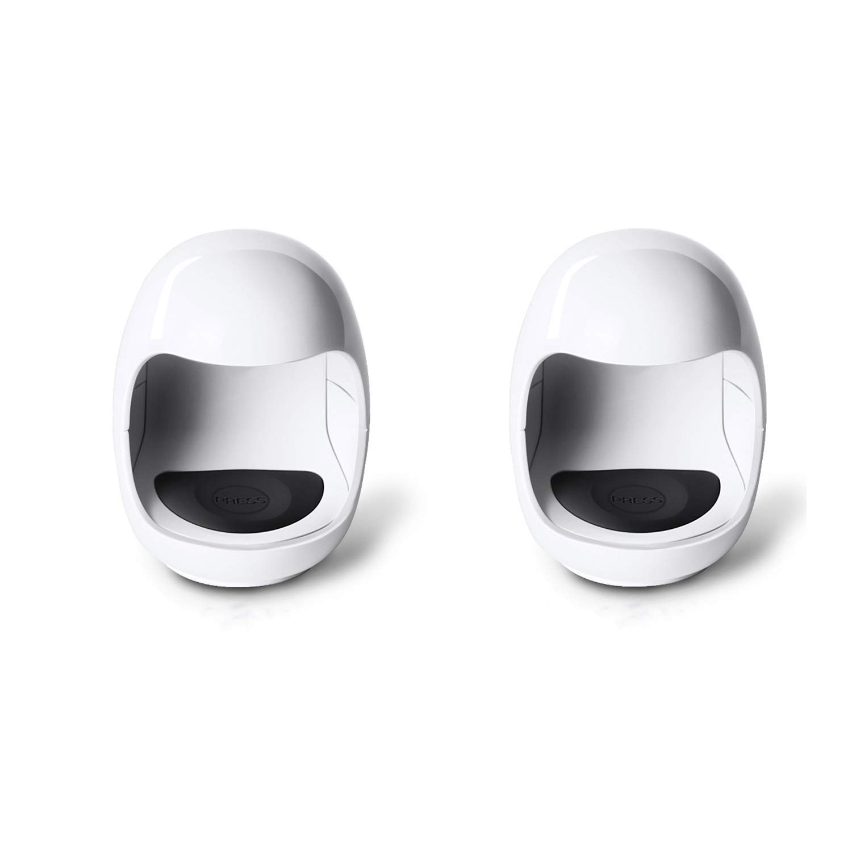 CAILI 2 pcs Macchina per Fototerapia per Unghie,Lampada Unghie UV LED Mini Luce