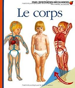 """Afficher """"LE CORPS mes premières découvertes"""""""