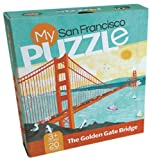 My San Francisco Puzzle: the Golden Gate Bridge, , 1938093259