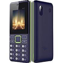 itel it216218 Inch Feature Phone Dark Blue