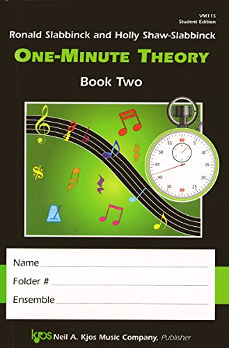 VM11S - One-Minute Theory, Book 2 - Student Ed.
