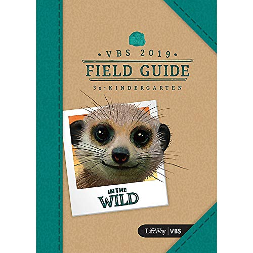 Field Guide 3S-K - in The Wild VBS by LifeWay by LifeWay Kids (Image #1)